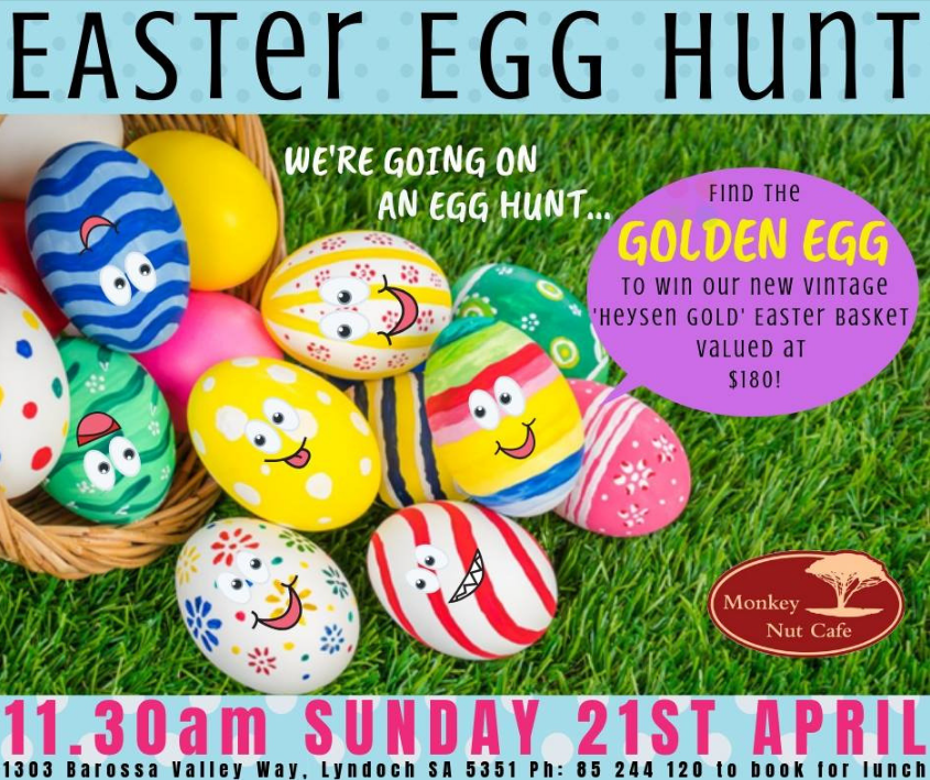 Golden Easter Egg Hunt - feat. Live Music by Luka Poulain